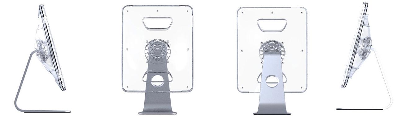 Un Crystal Stand pour nos iPad 2