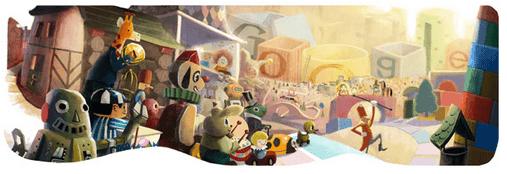 Google et ses Doodles